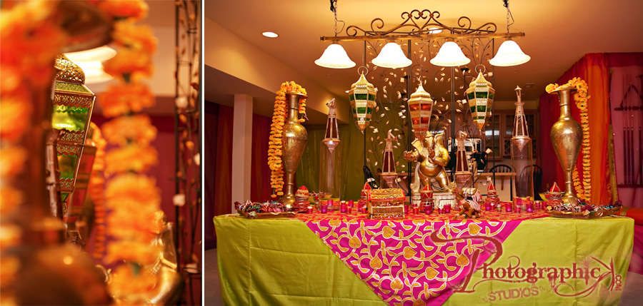 Preethi and Mani Mendhi Party in Potomac MD | Wedding photography to follow