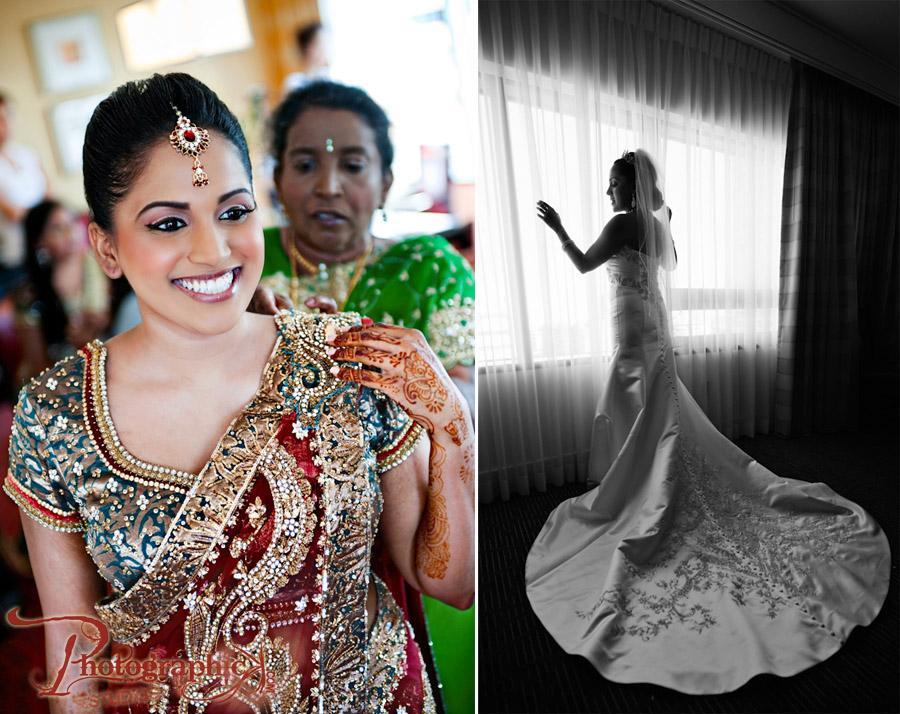 Baltimore Maryland Wedding Photography of Seema and Sooraj