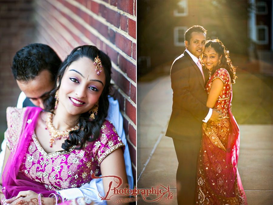 Surya and Prithvi Engagement Party at Martin's Crosswinds in Greenbelt, Maryland