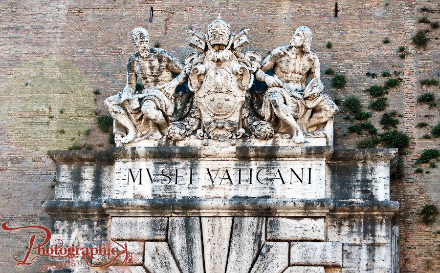 Photographs of Vatican City