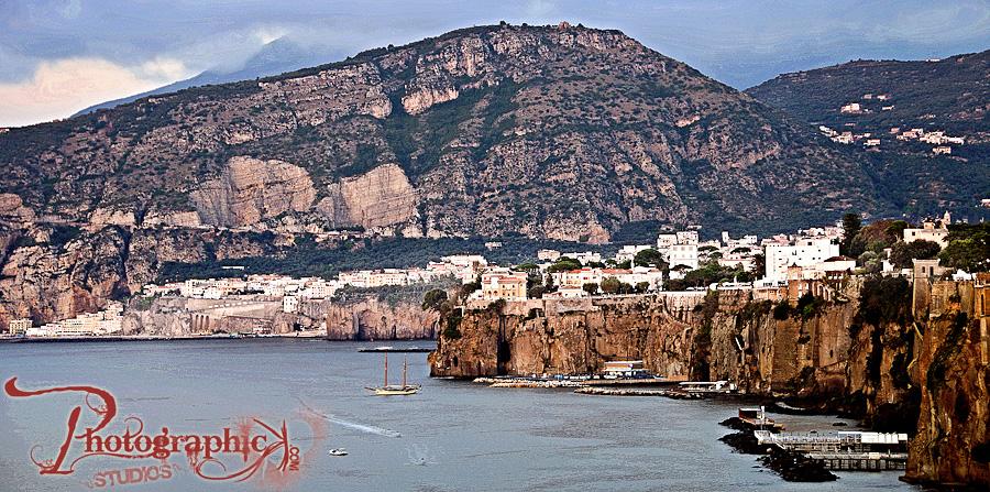 Photographs from Sorrento and Capri, Italy