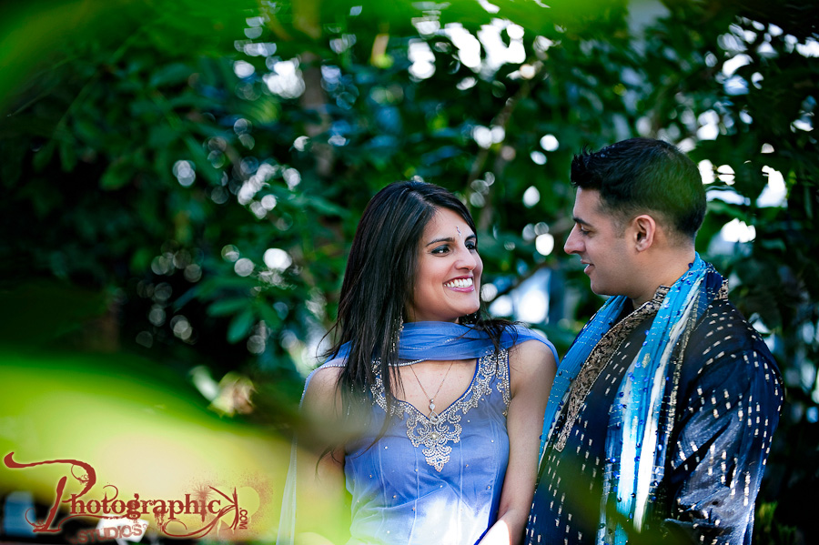 Joy and Kapil Engagement Session