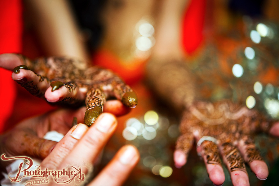 Indian Wedding and Mendhi of Meera and Rupen in Hershey PA