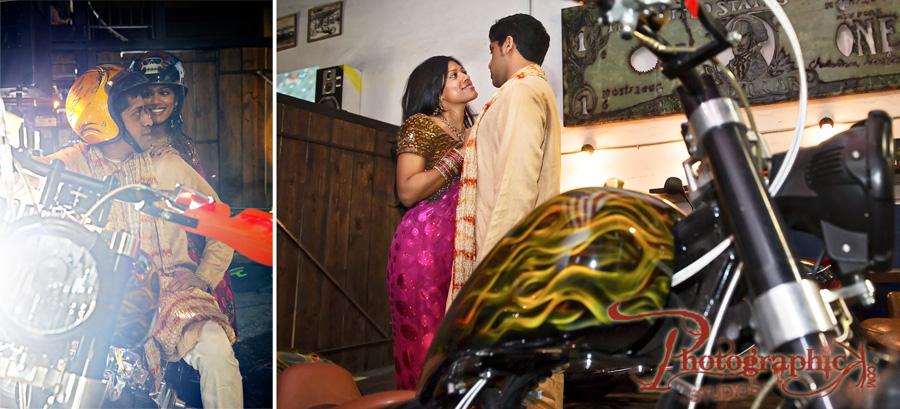 Brooklyn Engagement Session of Prathyusha and Arjun