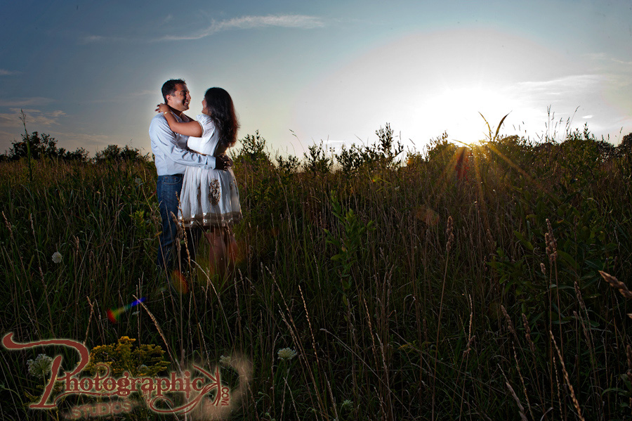 County fair engagement shoot