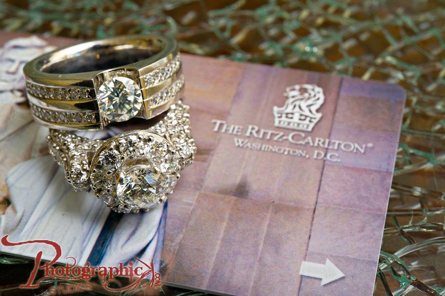 Washington DC Ritz Carlton Engagement Reception of Shireen and Ranjeev
