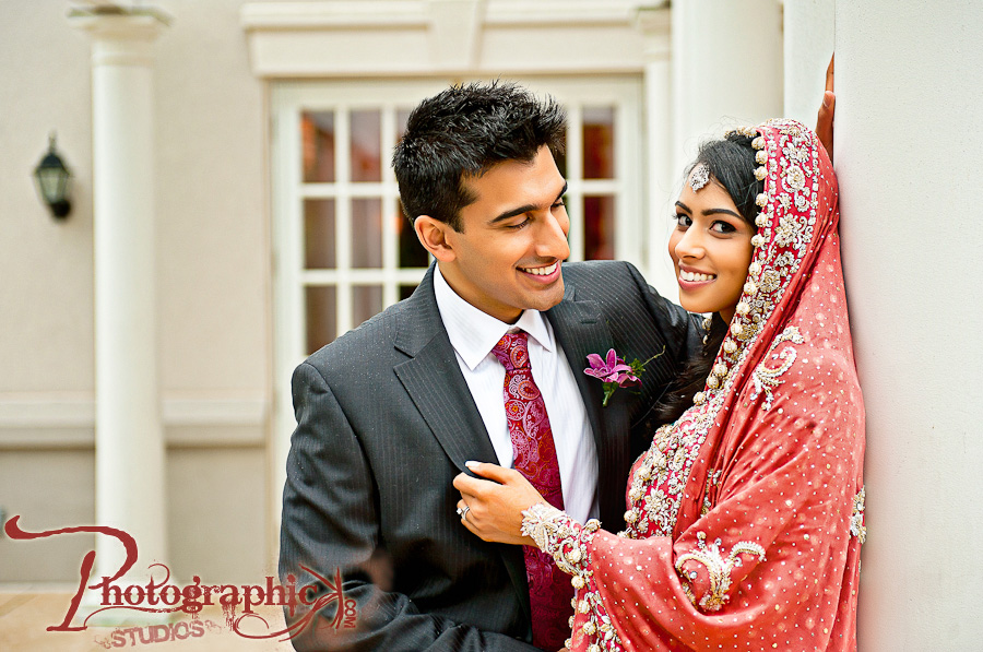 Walima Photography of Shazia and Yasir at Foxchase Manor in Northern Virginia
