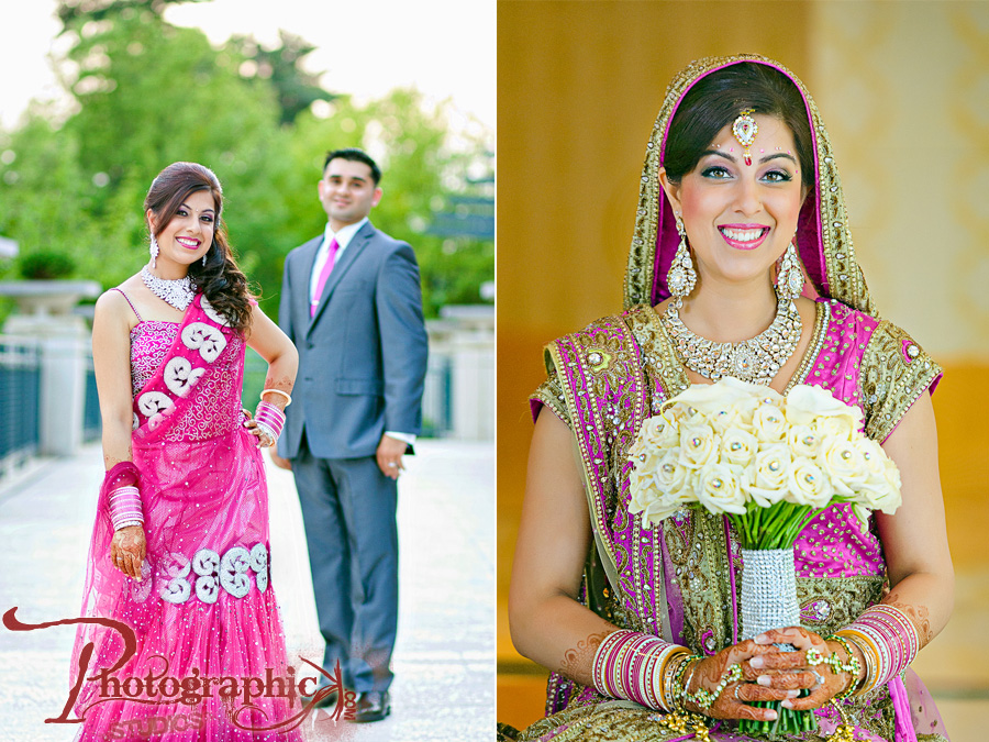 Washington DC Indian Wedding of Leena and Anand