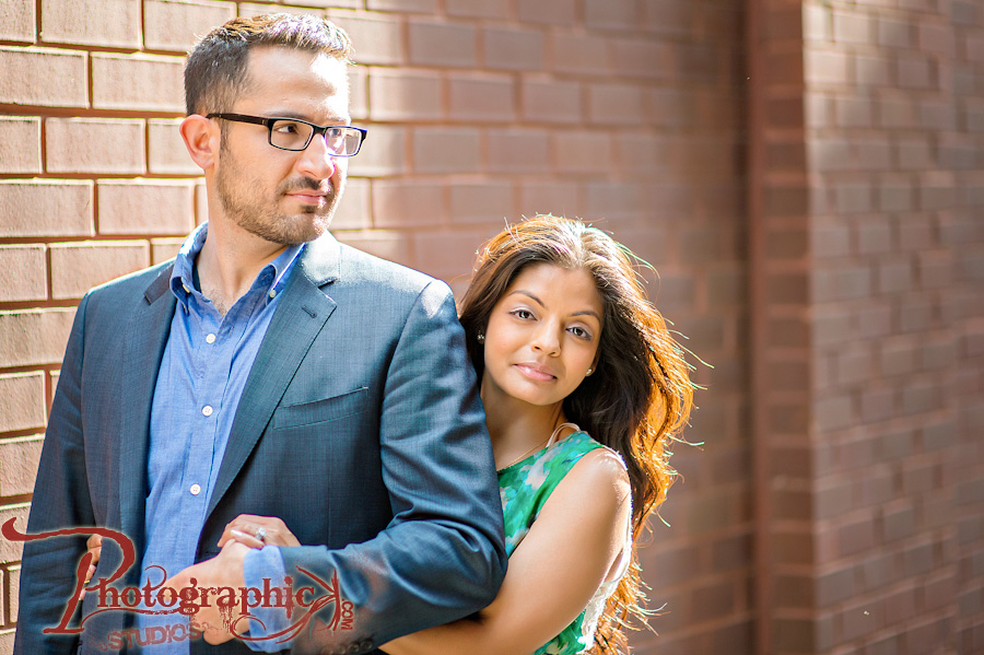 Washington DC Engagement Session