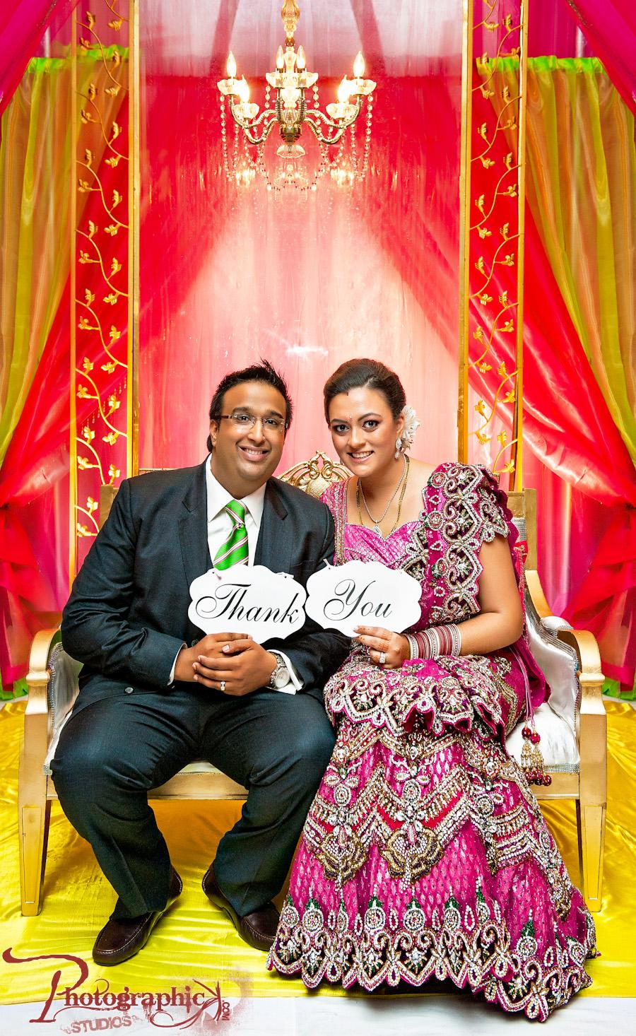 BWI Marriott Wedding of Rohit and Priya