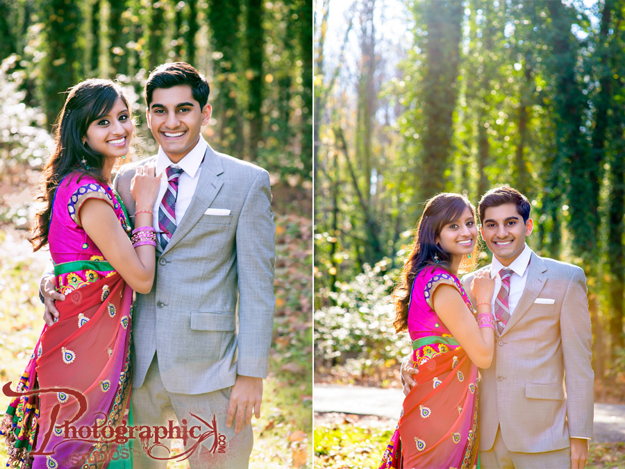 Airpark Engagement Session in Maryland