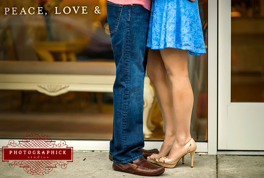 Leesburg Engagement Session