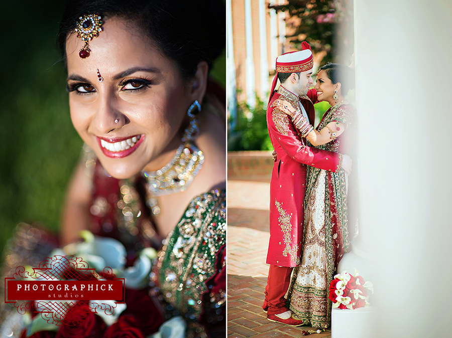 Sheraton Pentagon City Indian Wedding of Arya and Prabu