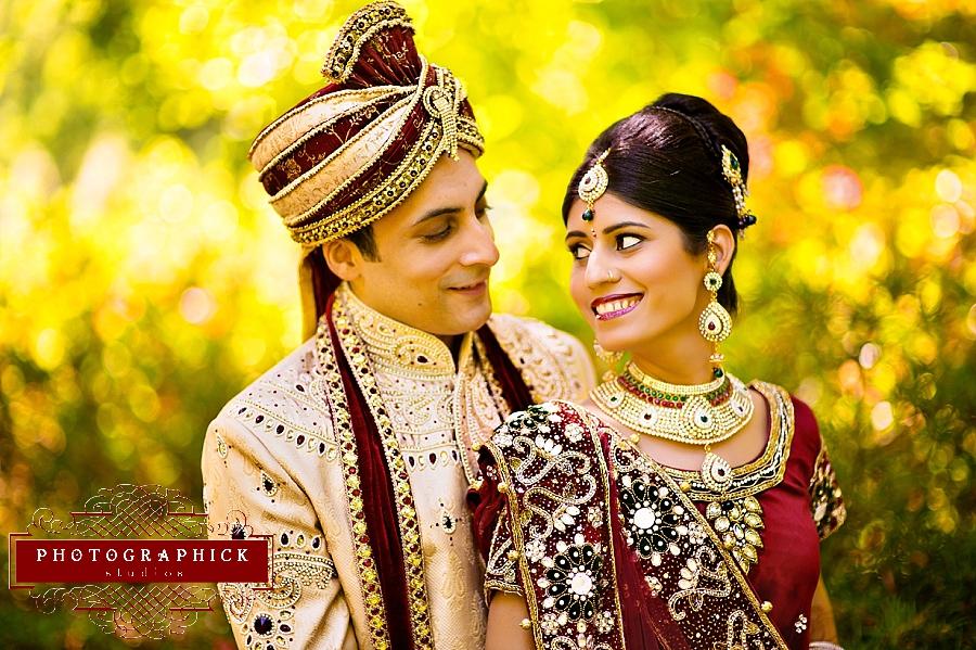 Brookside Gardens Indian Wedding