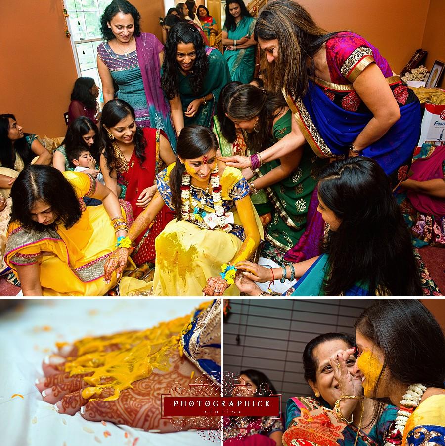 Baltimore Indian Wedding Photography