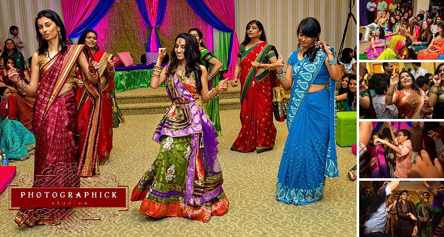 Baltimore Hilton Indian Wedding