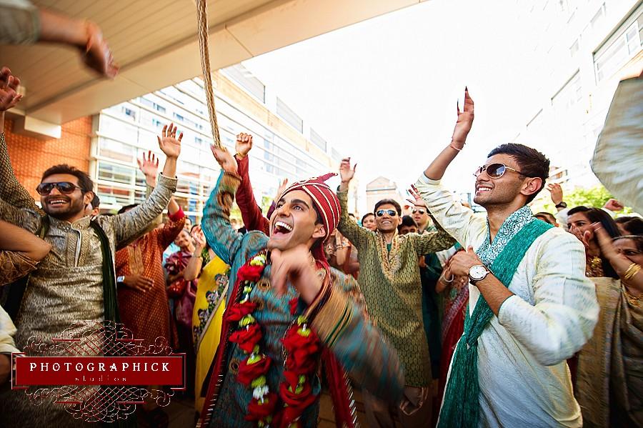 North Bethesda Marriott Indian Wedding