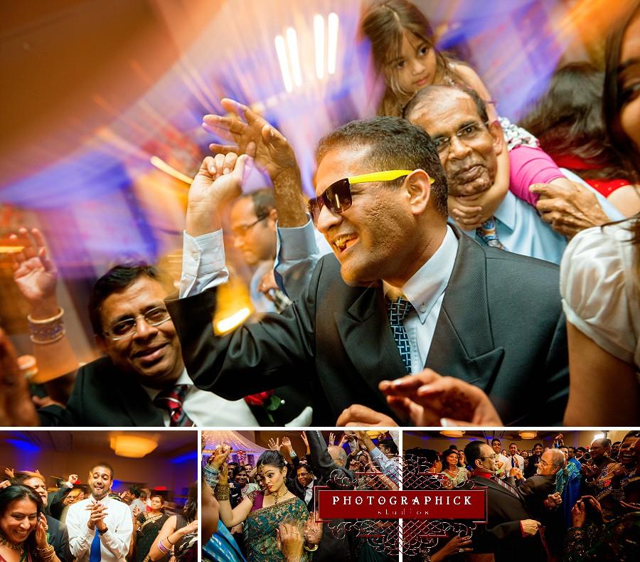 Hyatt Dulles Indian Wedding