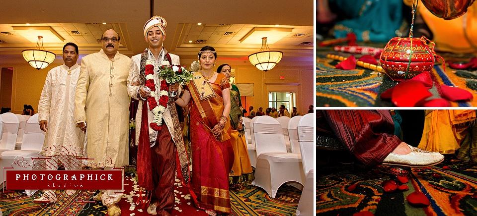Norfolk Virginia Indian Wedding