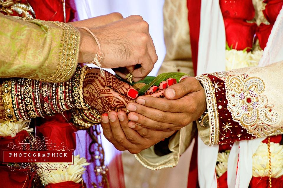 Virginia Indian Wedding