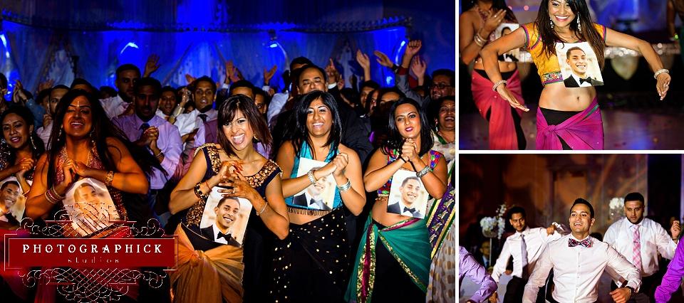 Norfolk Marriott Waterside Indian Wedding Reception