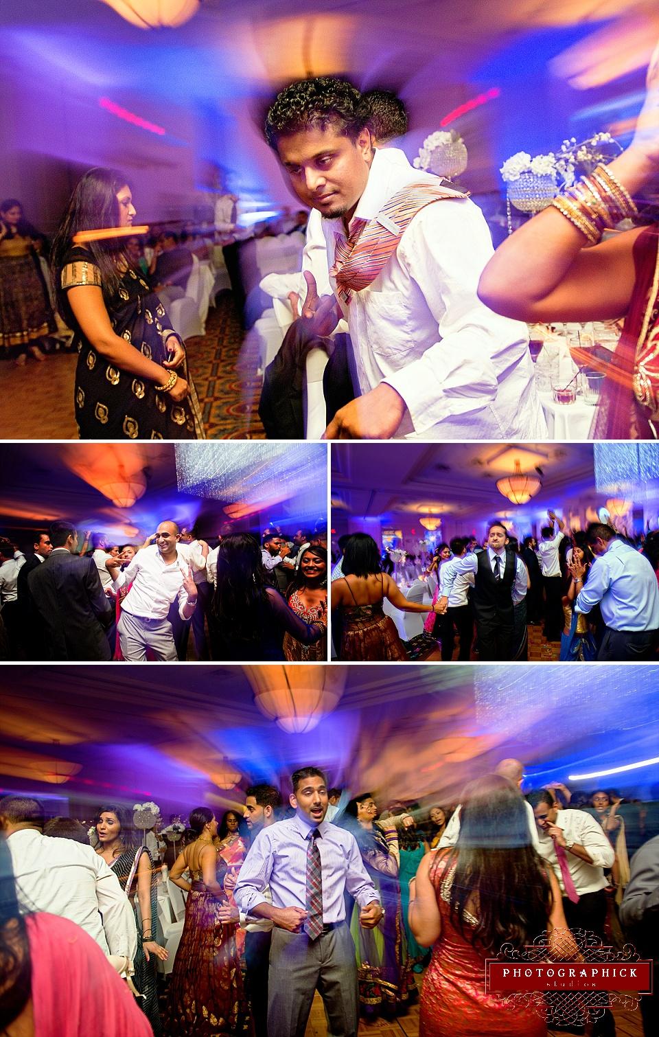 DJ Volcanik Wedding Reception