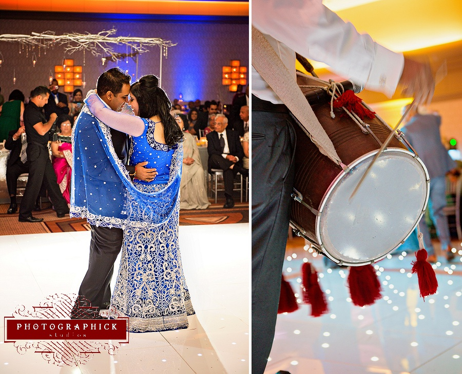 Sheraton Premiere Indian Wedding in Tysons Virginia