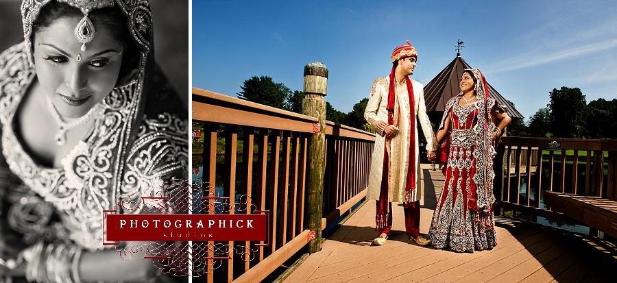 Meadowlark Botanical Gardens Wedding Photographs