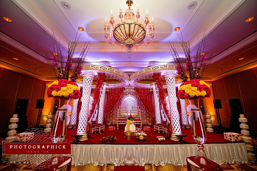 Mandap by design Indian Wedding