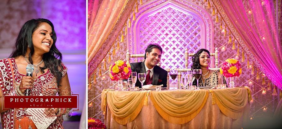 Tysons Corner Ritz Carlton Indian Wedding