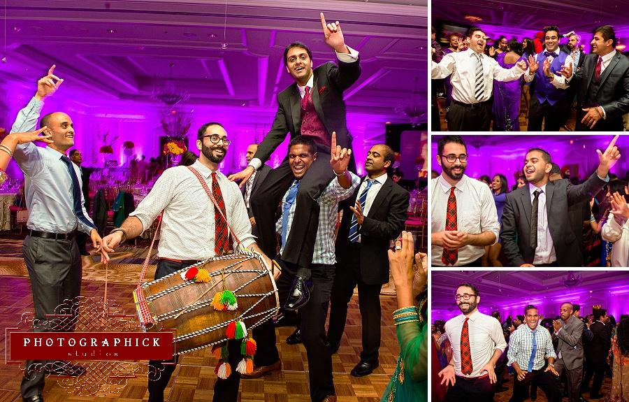 DJ Lucky Indian Wedding