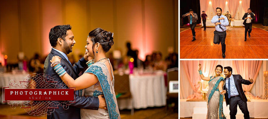 Grand Hyatt Washington DC Indian Wedding