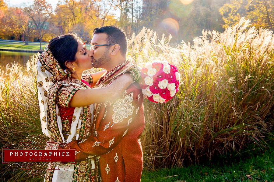 Fairview PArk Marriott Hindu and Bengali Wedding