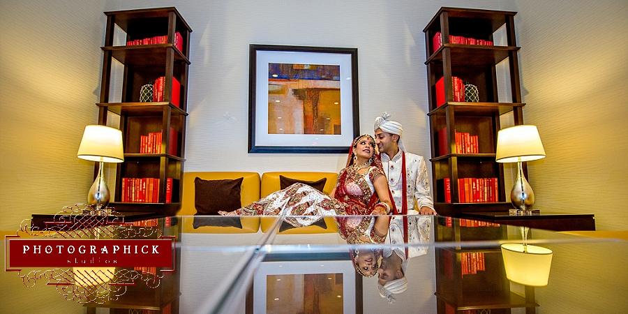 BWI Marriott Wedding