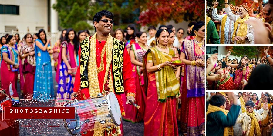 BWI Marriott Indian Wedding