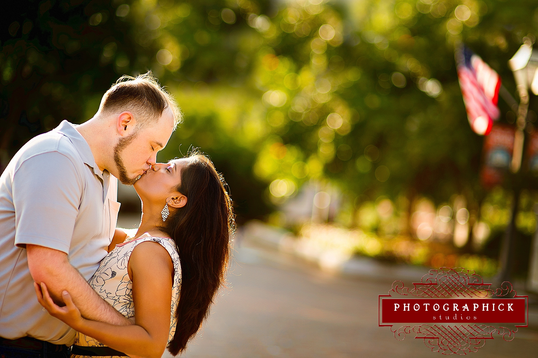 Washington DC Engagement Session