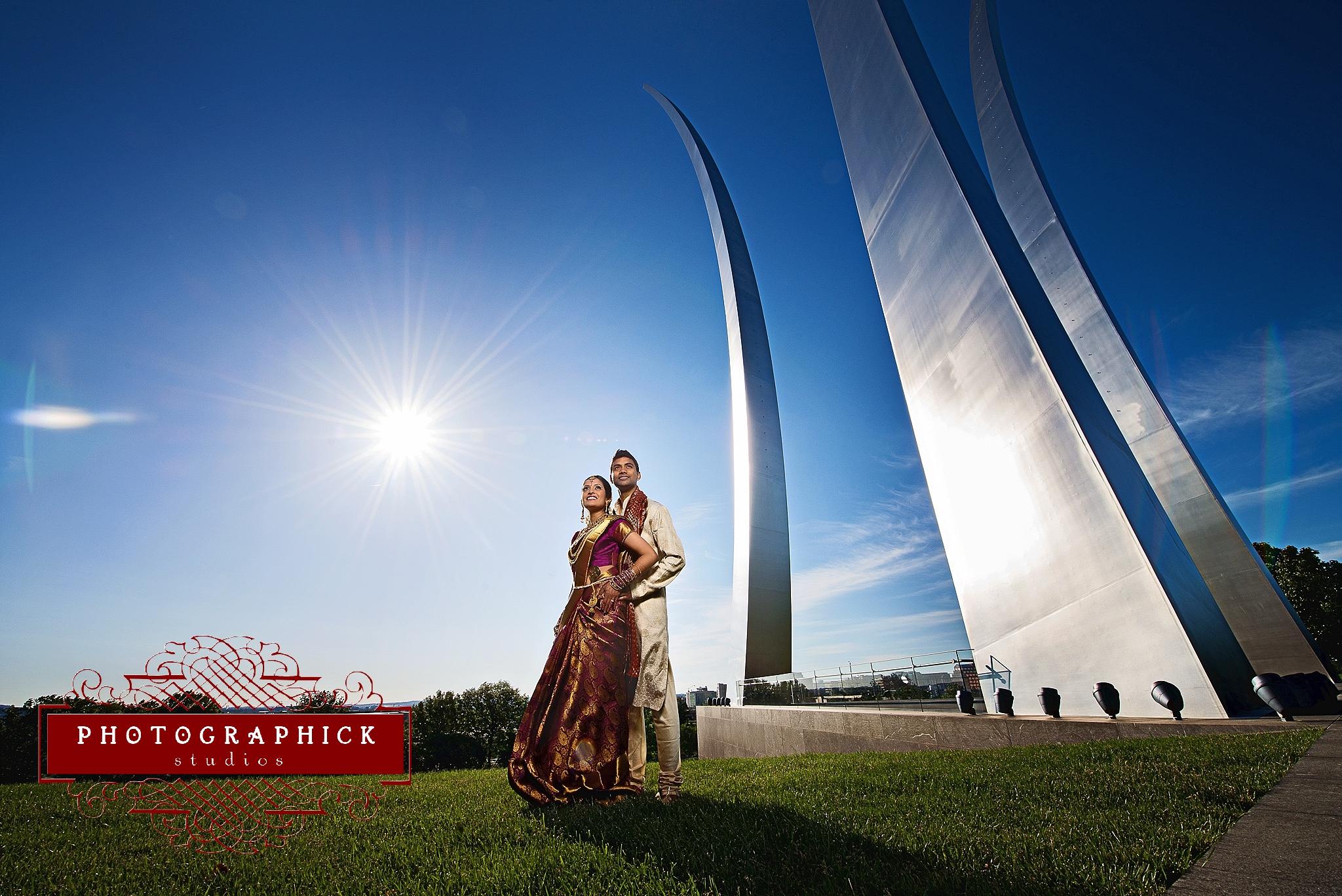 Washington DC Indian Wedding Photographer