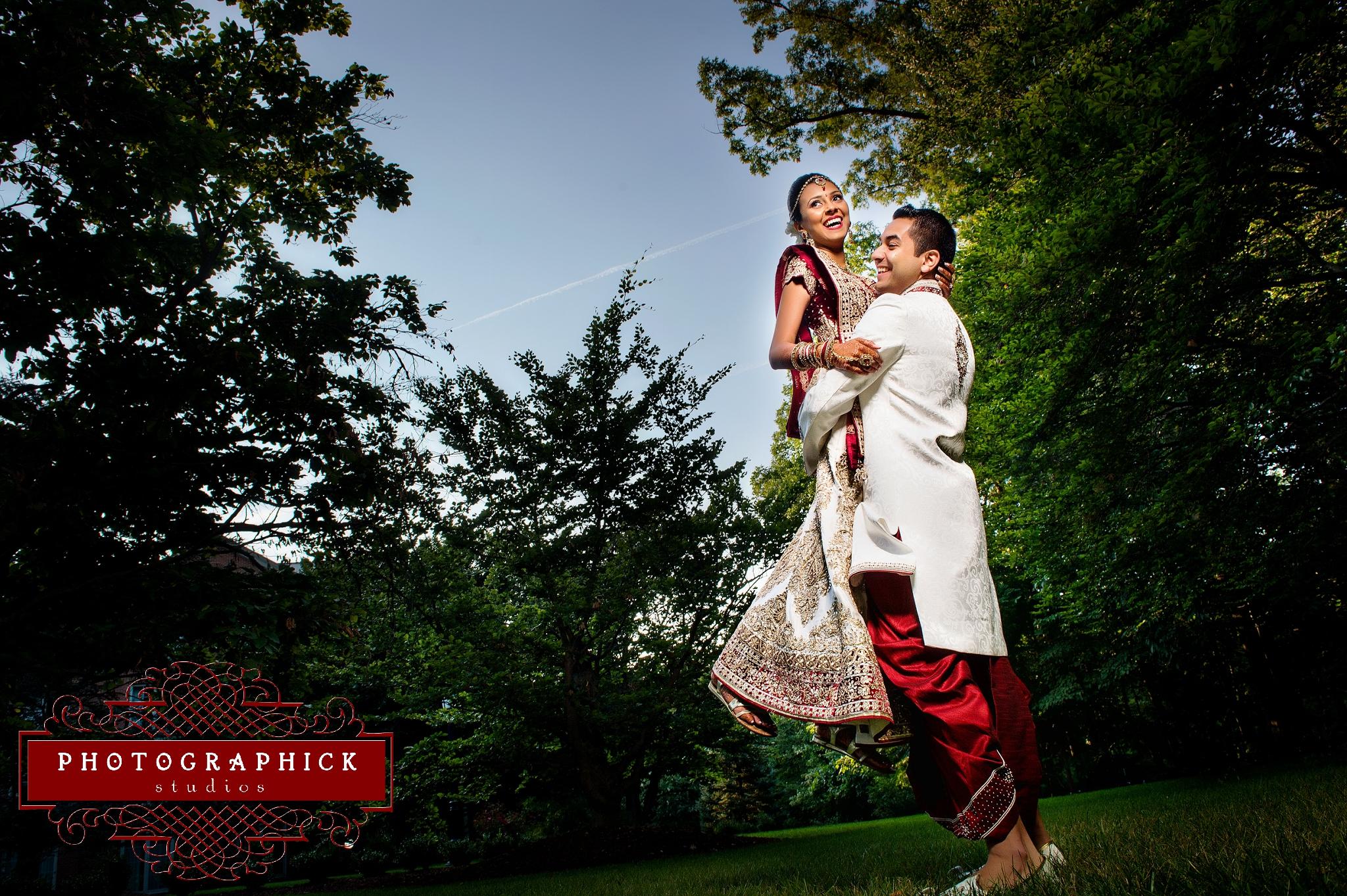 Washington DC Outdoor Indian Wedding