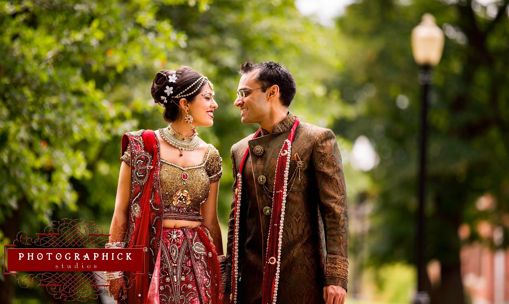 Baltimore Indian Wedding