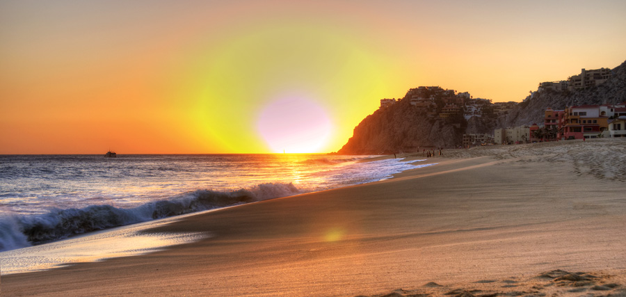 Cabo San Lucas Sunset Picture