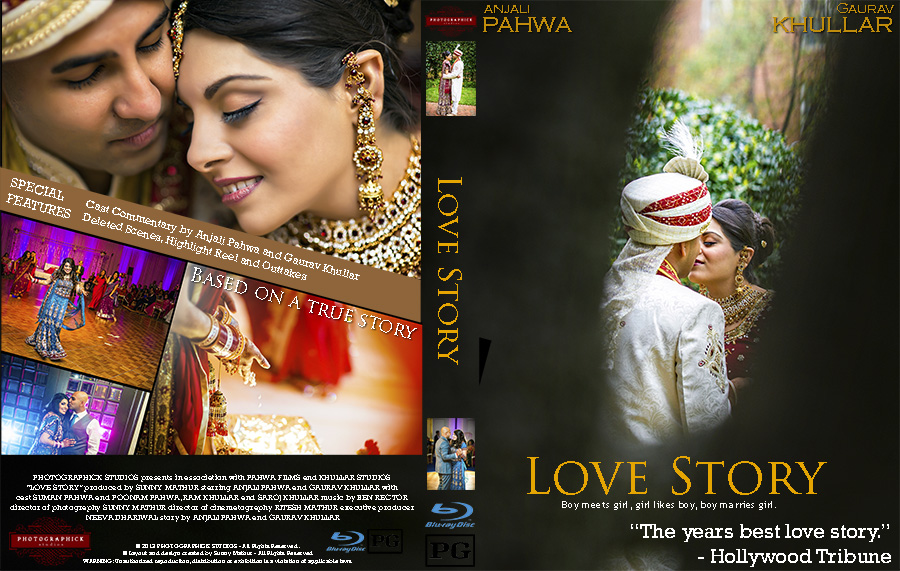 Indian Wedding DVD Cover