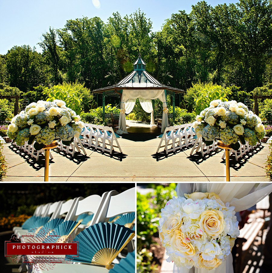 Brookside Gardens Ceremony