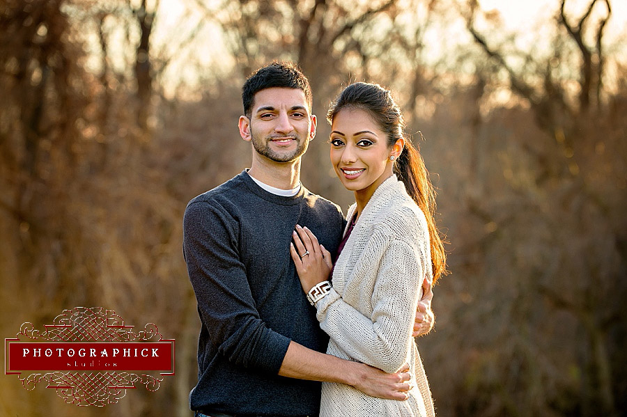 Silver Spring Engagement Session