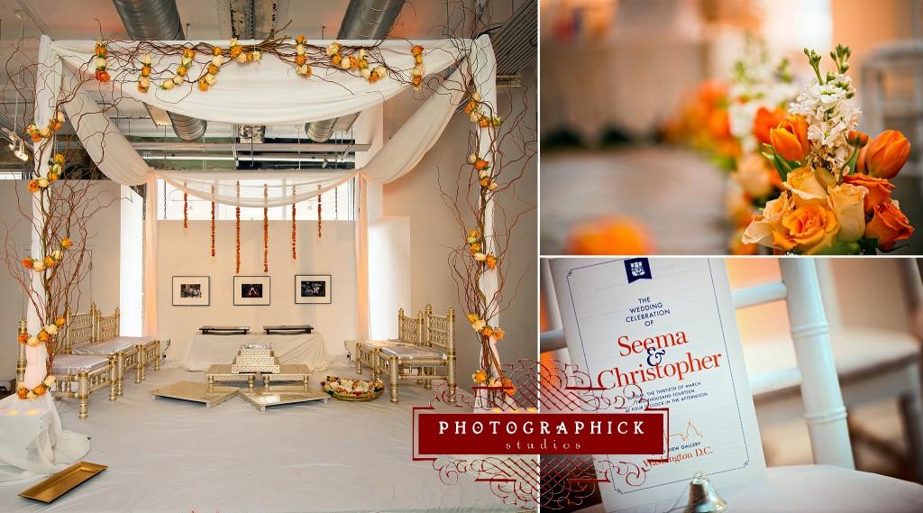 Longview Gallery Wedding Decor by As U Wish