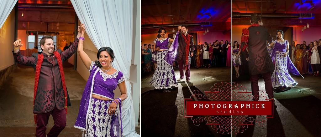 Longview Gallery Wedding Reception